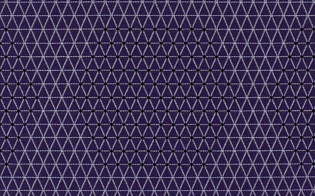 Dot Structure-931-78  Purple & Black